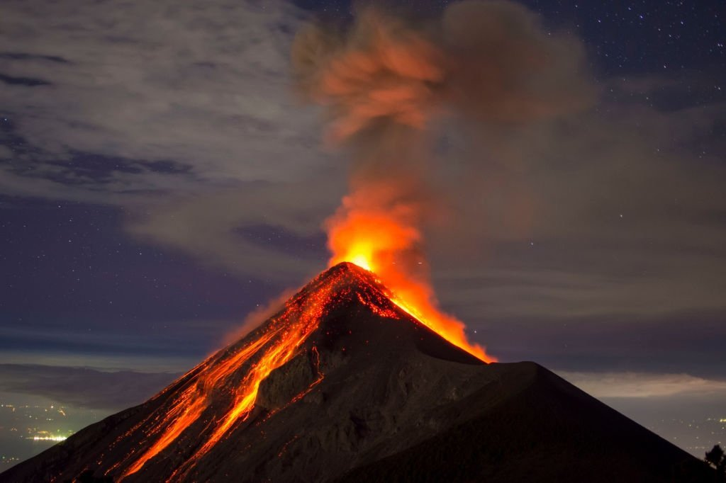Bedeutung des Träumens vom Vulkan? 1