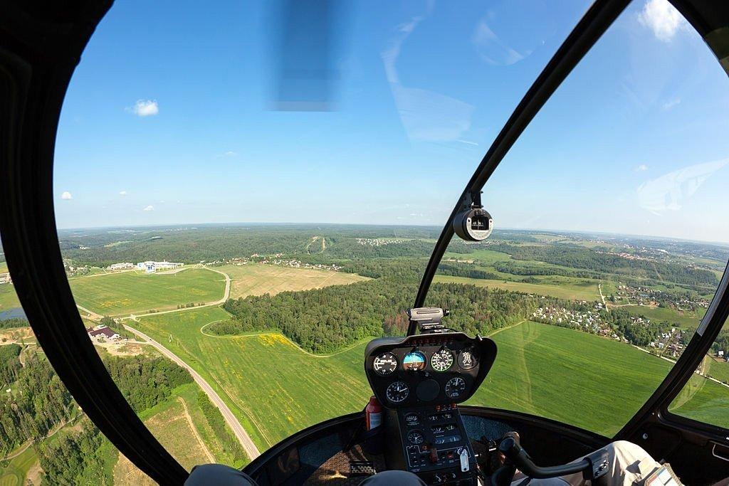 Was bedeutet es, von einem Hubschrauber zu träumen? 1