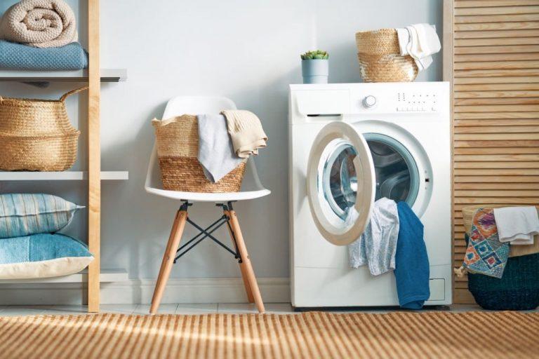 sonhar lavando roupa