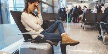 sonhar que perdeu o voo