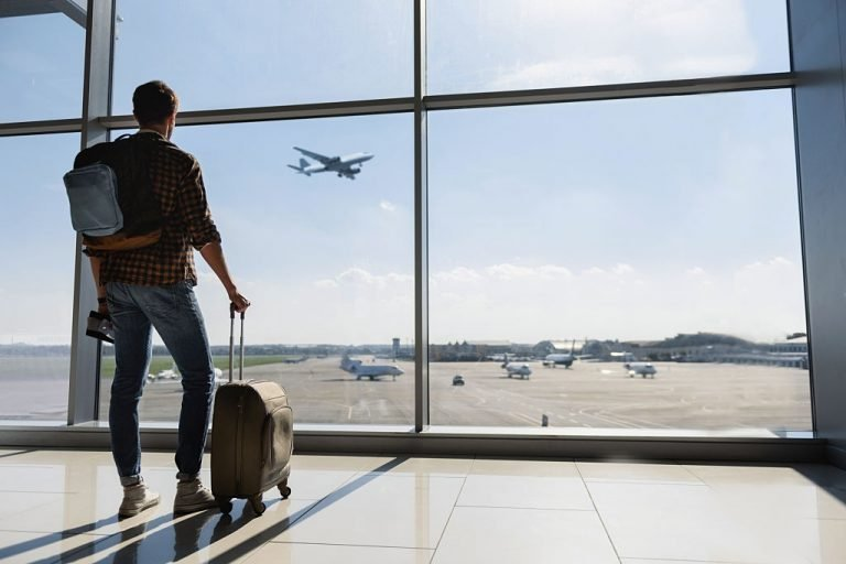 Sonhar com Aeroporto