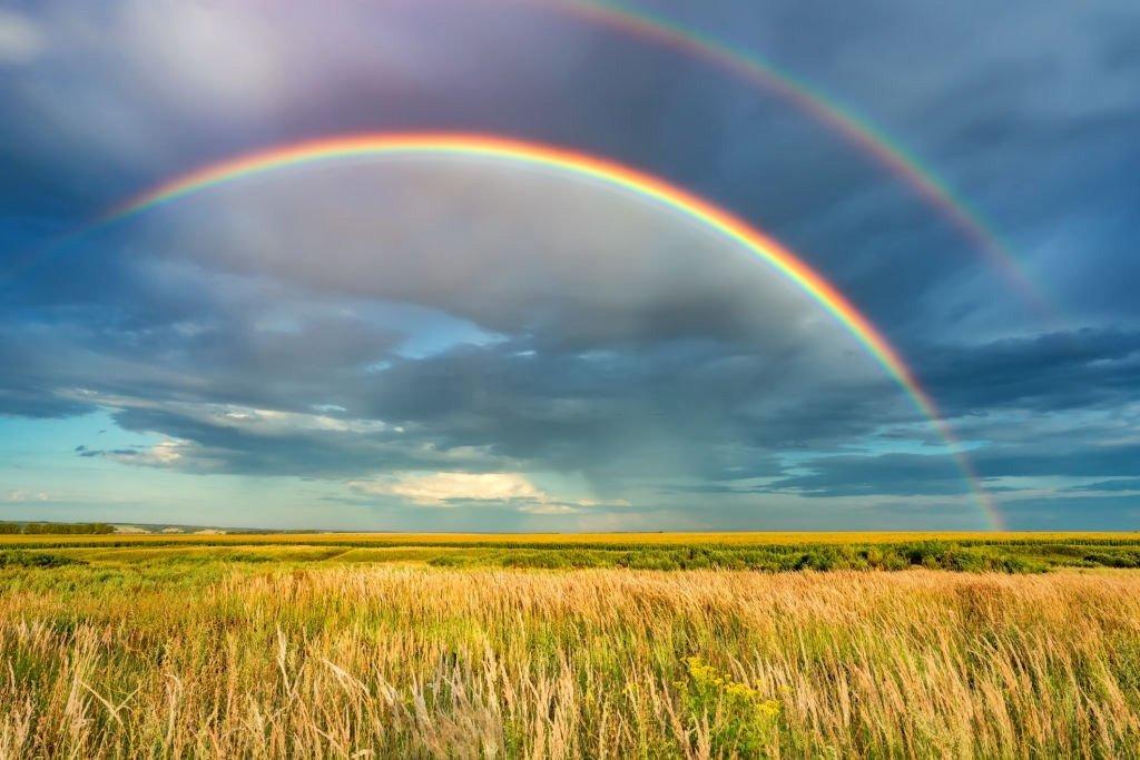 Bedeutet Regenbogentraum? 1