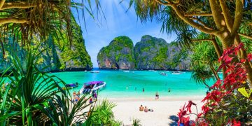 Sonhar com Praia