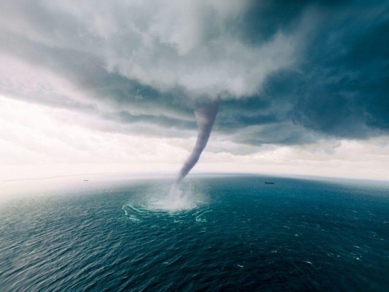 Sonhar com Tornado