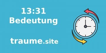 Bedeutung von Nummer 13:31 23