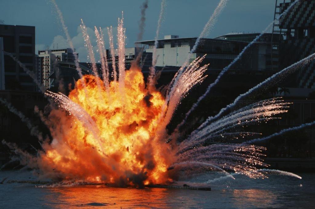 Explosion - Bedeutung Und Symbolik Von Träumen 2
